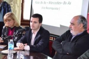 Carlos Cobas, en su época como directivo de Macair.