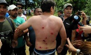 En Cambiemos quieren evitar críticas por reprimir, como pasó con los trabajadores de Cresta Roja el año pasado.