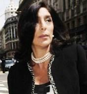 Silvia Majdalani, de la AFI, en la mira de Carrió.