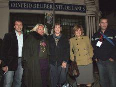 Stolbizer desmiente categóricamente financiación de La Salada para ella, Carrió o Bullrich, en 2009.