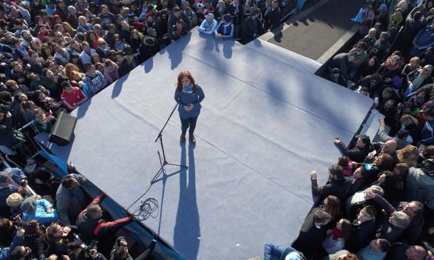 Cierre de listas: CFK juega al misterio y el resto muestra sus cartas