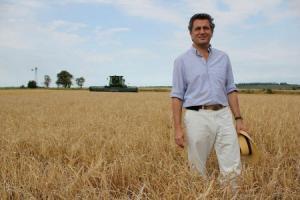 Etchevehere, de la Sociedad Rural ¿a la candidatura?