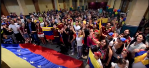 Venezolanos en Argentina 2