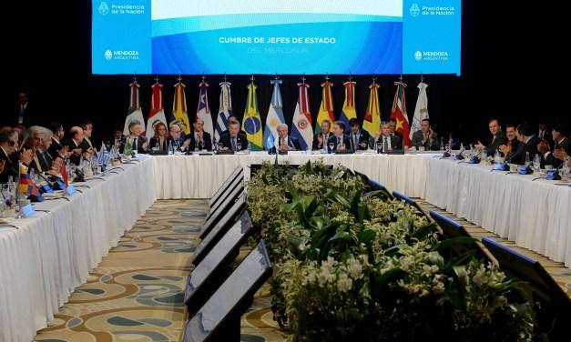 En sigilo, avanza la expulsión de Venezuela del Mercosur y se congela el ingreso de Bolivia