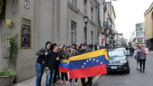 venezolanos en Argentrina 3