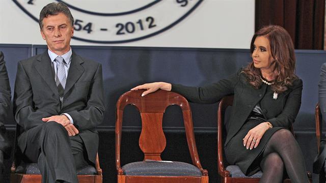 Macri CFK grieta