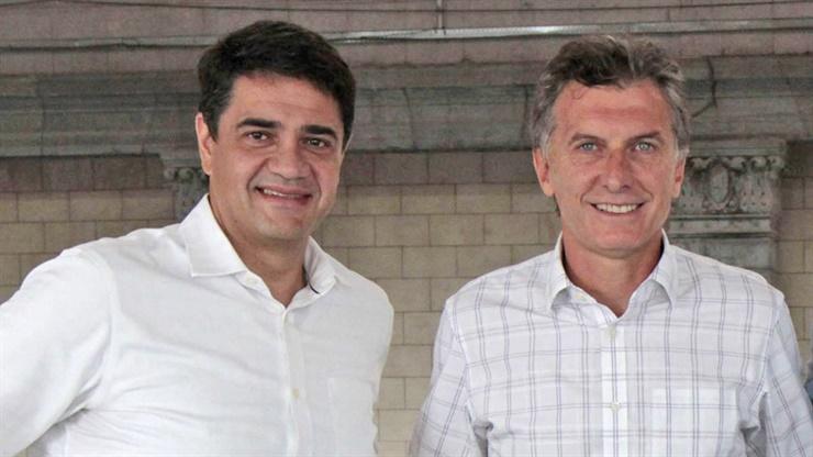 Jorge Macri y su primo, el Presidente. No lo afecta la norma. ¿Lo sumarán igual al gabinete?