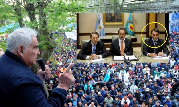 """¿Amistades peligrosas? Un ex funcionario de Scioli es el nuevo abogado del """"Pata"""" Medina"""
