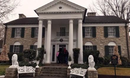 #BORDER en Memphis: así es Graceland, la mansión de Elvis Presley
