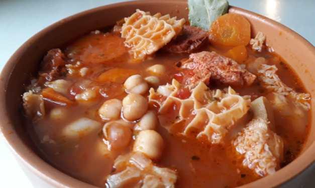 Recetas de Gricel: Buseca y pan casero para combatir el frío
