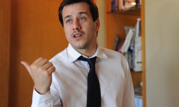 """Mariano Recalde en #BORDER: """"Ni Cristina tiene definido cómo va a ser el armado de listas"""""""