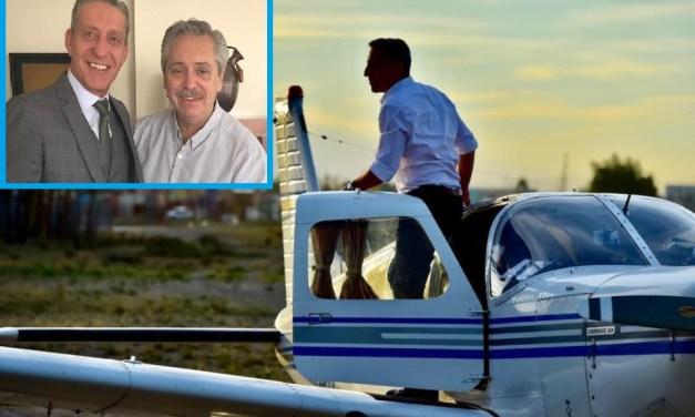 Vuela Arcioni y Chubut cruje: El avión del gobernador hizo más de cien vuelos entre mayo y julio