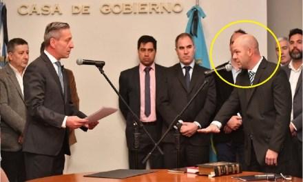 El secretario privado de Arcioni le facturó $4,7 millones a la provincia de Chubut en lo que va del año, mediante una empresa propia