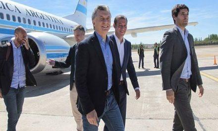 Macri gastó más de US$ 5 millones en vuelos privados