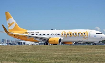 Flybondi vende pasajes de cabotaje a $ 999: fechas y destinos