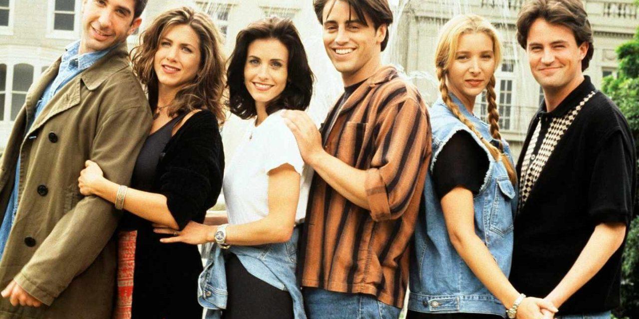 Friends: cuándo se estrenará el esperado reencuentro