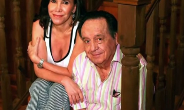 El emotivo poema de Florinda Meza a Roberto Gómez Bolaños