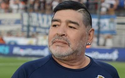 El autoreportaje de Maradona donde contó qué diría en su funeral