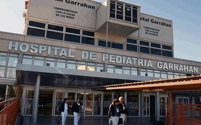 El Hospital Garrahan termina y empieza el año con protestas salariales