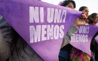 Femicidios: registraron uno cada 32 horas en 2020