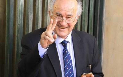 Oscar Parrilli: «A Lázaro Báez lo condenaron porque es morocho»