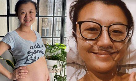 La cocinera Karina Gao fue inducida a coma farmacológico