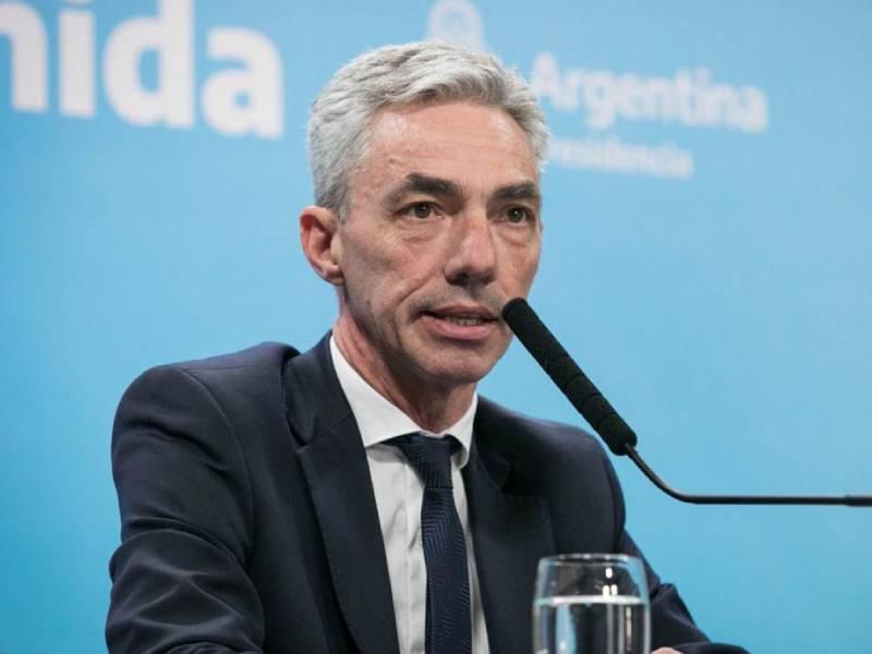 Murió Mario Meoni, ministro de Transporte de la Nación