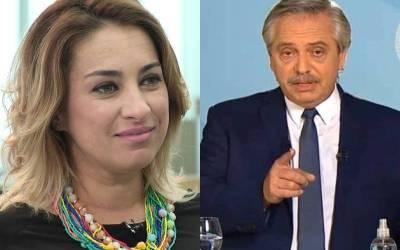 Nueva carta de María Julia Oliván a Alberto Fernández: «Dejen de meternos miedo y gestionen la pandemia»