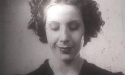 Apareció el «perdido» debut cinematográfico de Evita Perón