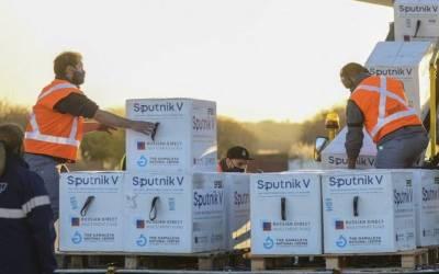 La semana que viene llegarán más dosis del componente 2 de la Sputnik V