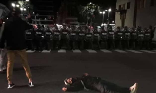 """Organizaciones sociales denuncian maltrato de Alberto Fernández: """"Yo soy más militante que ustedes, no me tomen por boludo"""""""