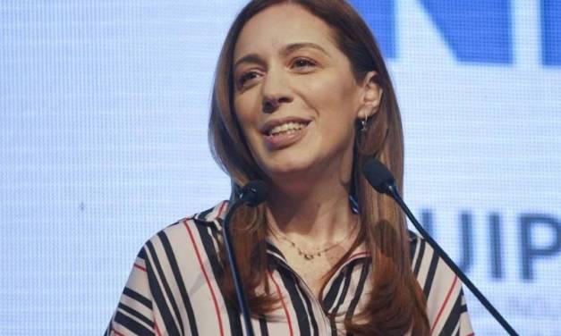 Vidal le respondió a Cristina Kirchner: «¿Qué es ser rudo: decirles imbéciles, nazis o fascistas a los opositores?»