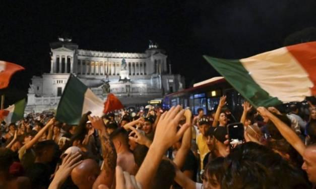 OMS: califican como «devastadores» los efectos sanitarios de la final de la Eurocopa