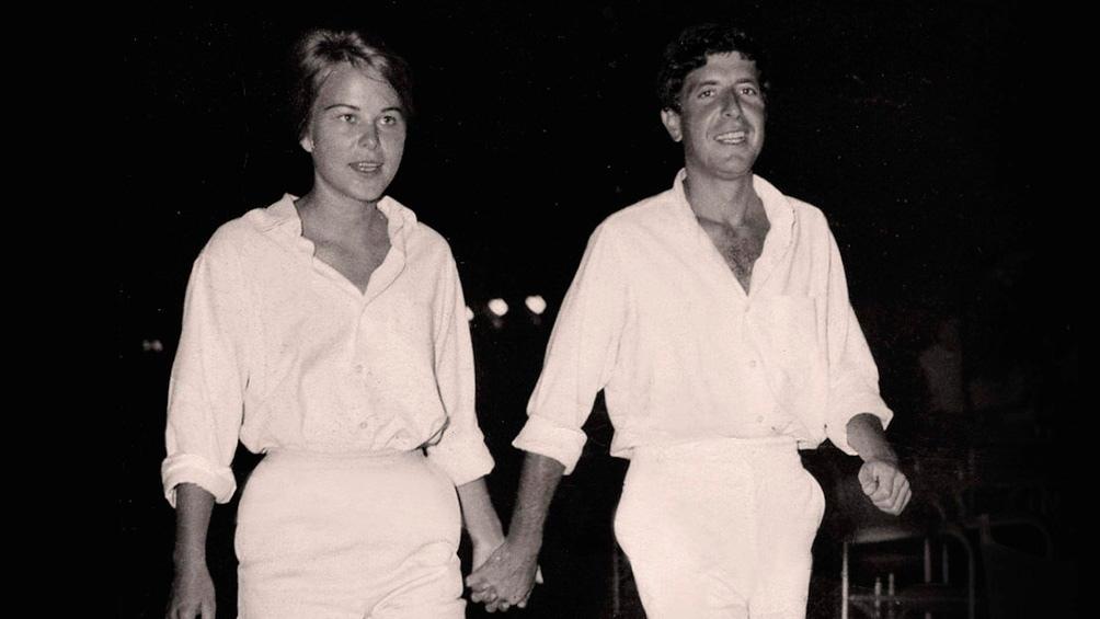 Leonard Cohen y Marianne: el poeta y su musa
