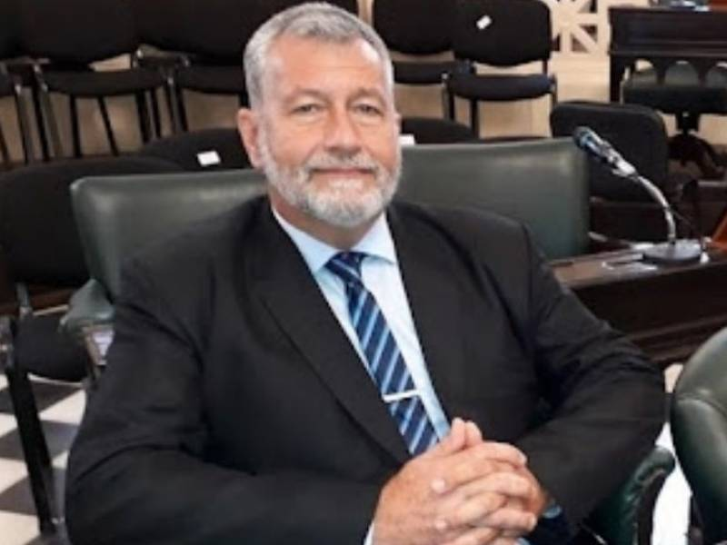 El video que refleja el momento del disparo al diputado Miguel Arias