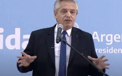Ahora, Alberto Fernández convocó a marchar por el Día de la Lealtad