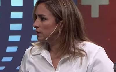 María Julia Oliván: «La salida de los jóvenes no puede ser Ezeiza»