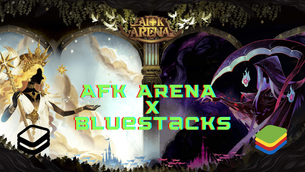 afk arena bluestacks emulator on pc and mac