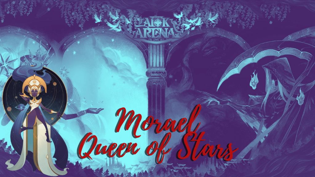 morael queen of stars