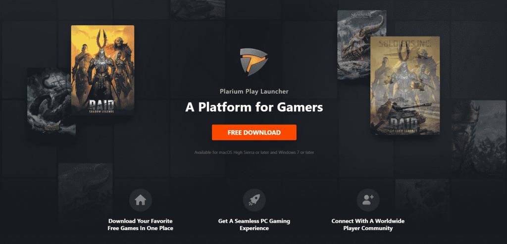 Plarium Play Platform - RAID: Shadow Legends