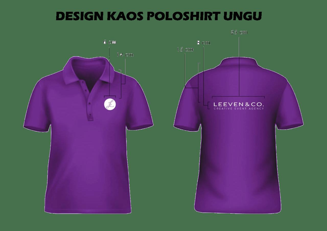 Desain Kaos Polo Berkerah Stylish dan Update