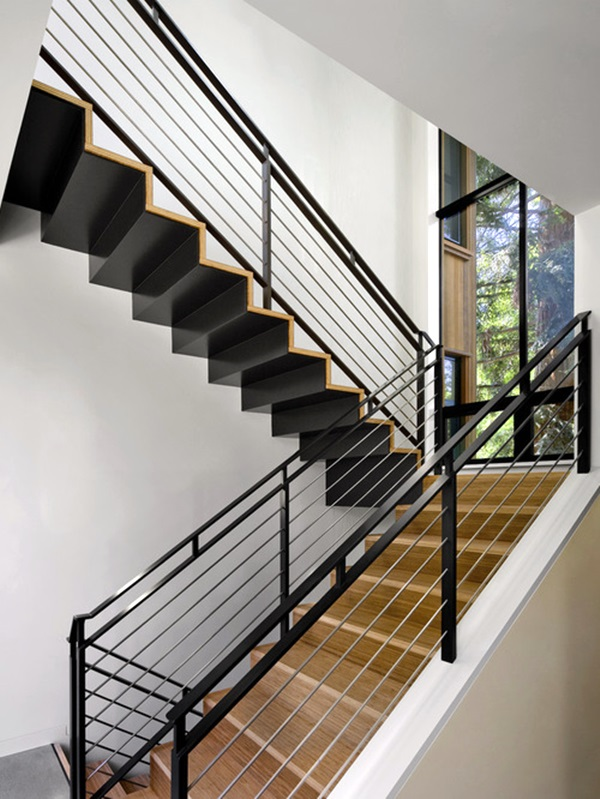 staircase grill designs indian house : Staircase Gallery
