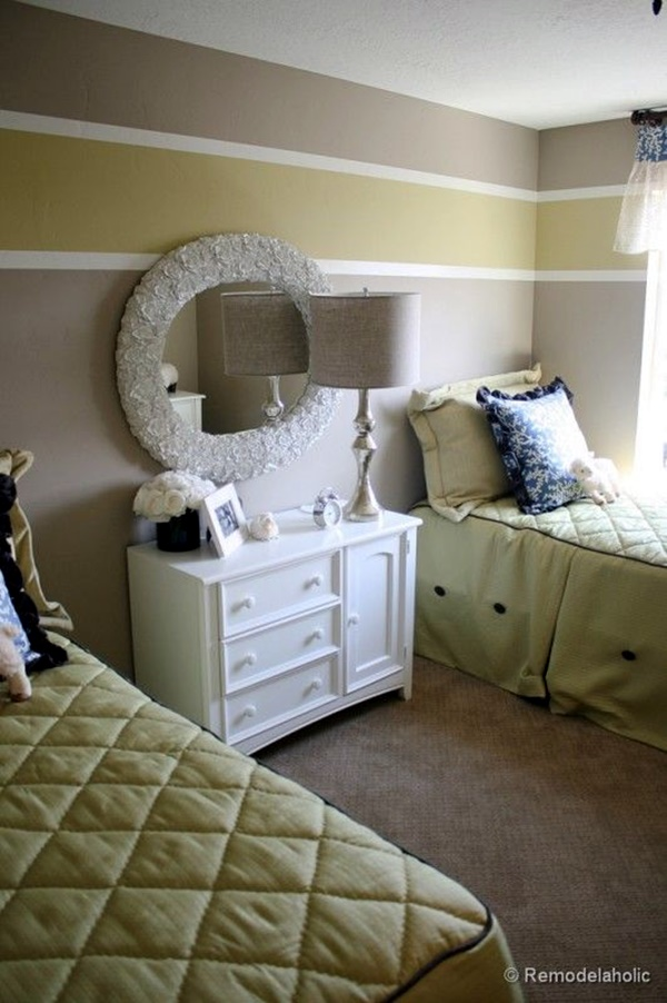 40 Elegant Wall Painting Ideas For Your Beloved Home ... on Painting Ideas For House  id=97518