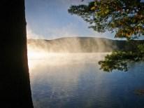 Tomhannock Reservoir at Dawn