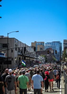 Oregon Brewers Festival Parade