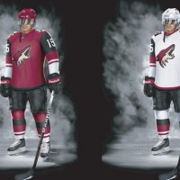 The Arizona Coyotes' New Uniforms