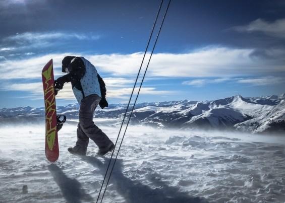 Summit Snowboard