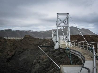 Point Bonita Bridge