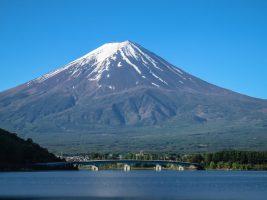 Fuji and Fujikawaguchiko
