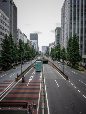 Nihonbashi Thoroughfare